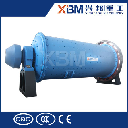 Simple Compact Structure Copper \Chrome \ Fluorite \Zinc ore Ball Mill Attracted Buyers