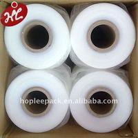 500mm x 23um Pallet Clear Manual Polyethylene wrap stretch film