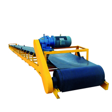easy transport iron ore conveyor belt