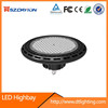 high power led flood light IP65 Meanwell driver 120W UFO LED High bay Light With 5 Years Warranty