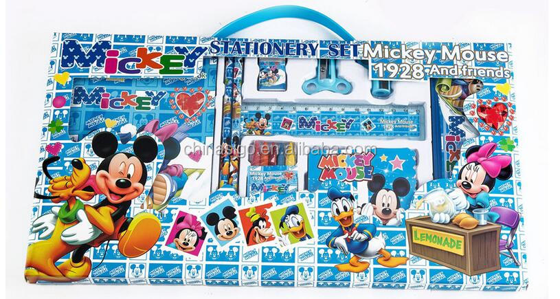 creativity set for kids new year gift set stationery items