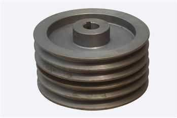 Block Wheel---Cast Steel Wheel,Auto parts for adjustable belt pulley,rope pulley wheels
