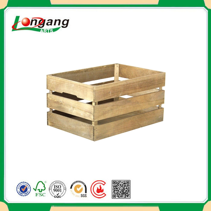 Small cheap used wood material fruit crate single wood for Buy wooden fruit crates