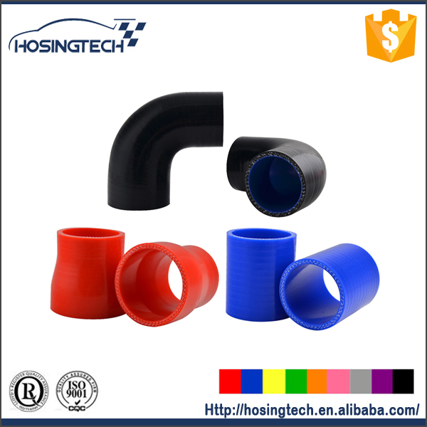 car tuning high temperature high performance silicone hose auto parts