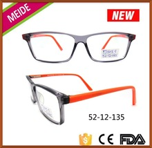 Kids crystal color China wholesale optical eyeglasses frames with diamond