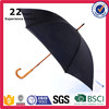 Promotional Custom Printed Long Shaft Double Canopy Windproof Golf Umbrella Wholesale