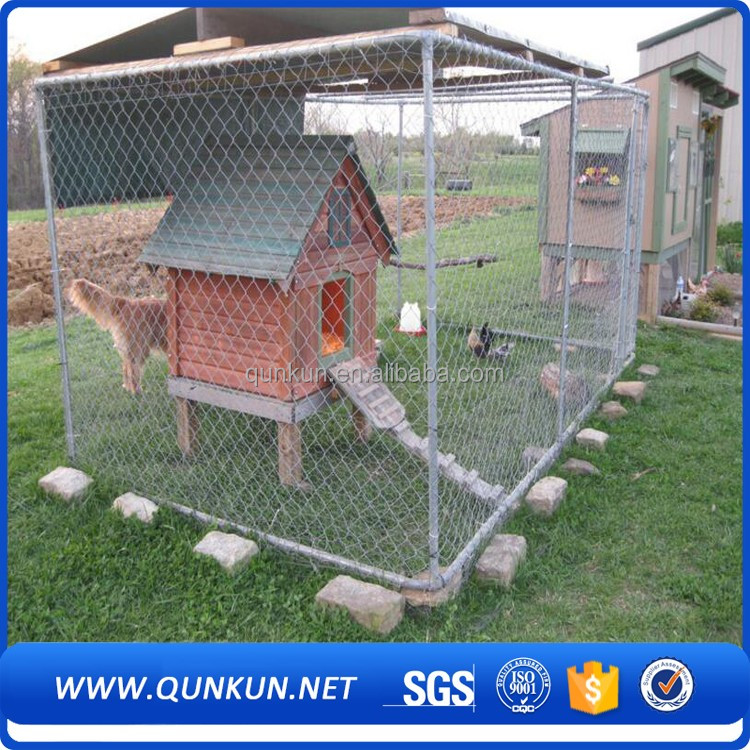 galvanized temporary chain link fence gate for sell hot sale