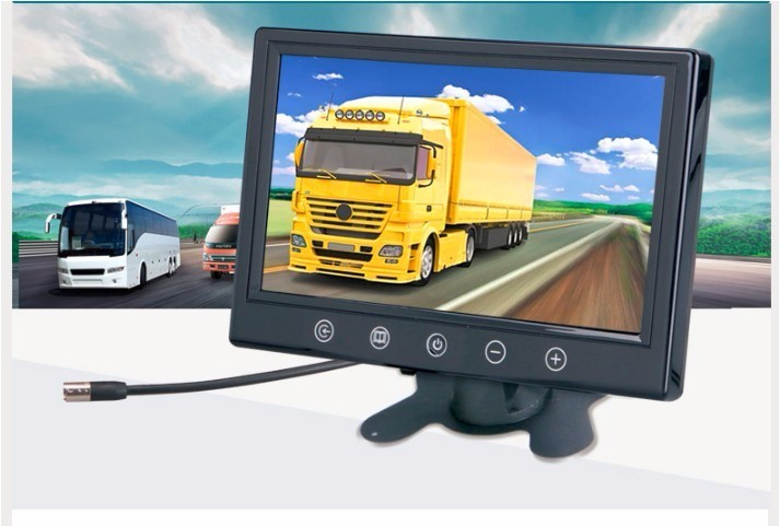 Top selling 7 inch 8 inch 9 inch 10 inch Car LCD USB Monitor make in China