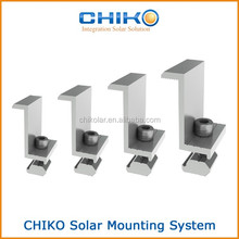 CHIKO Solar Panel Mounts Aluminium Clamps End Clamps Central Clamps