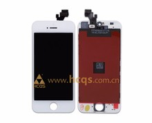 OEM Full with Frame Set LCD touch screen digitizer display assembly for iphone 5,for iphone 5 lcd original