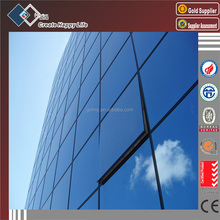 Factory supply low price curtain wall and aluminium sun room windows or doors