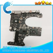 100% working I7 2.0 GHz Motherboard for apple macbook pro A1286 MC721 2011 year Logic Board Laptop