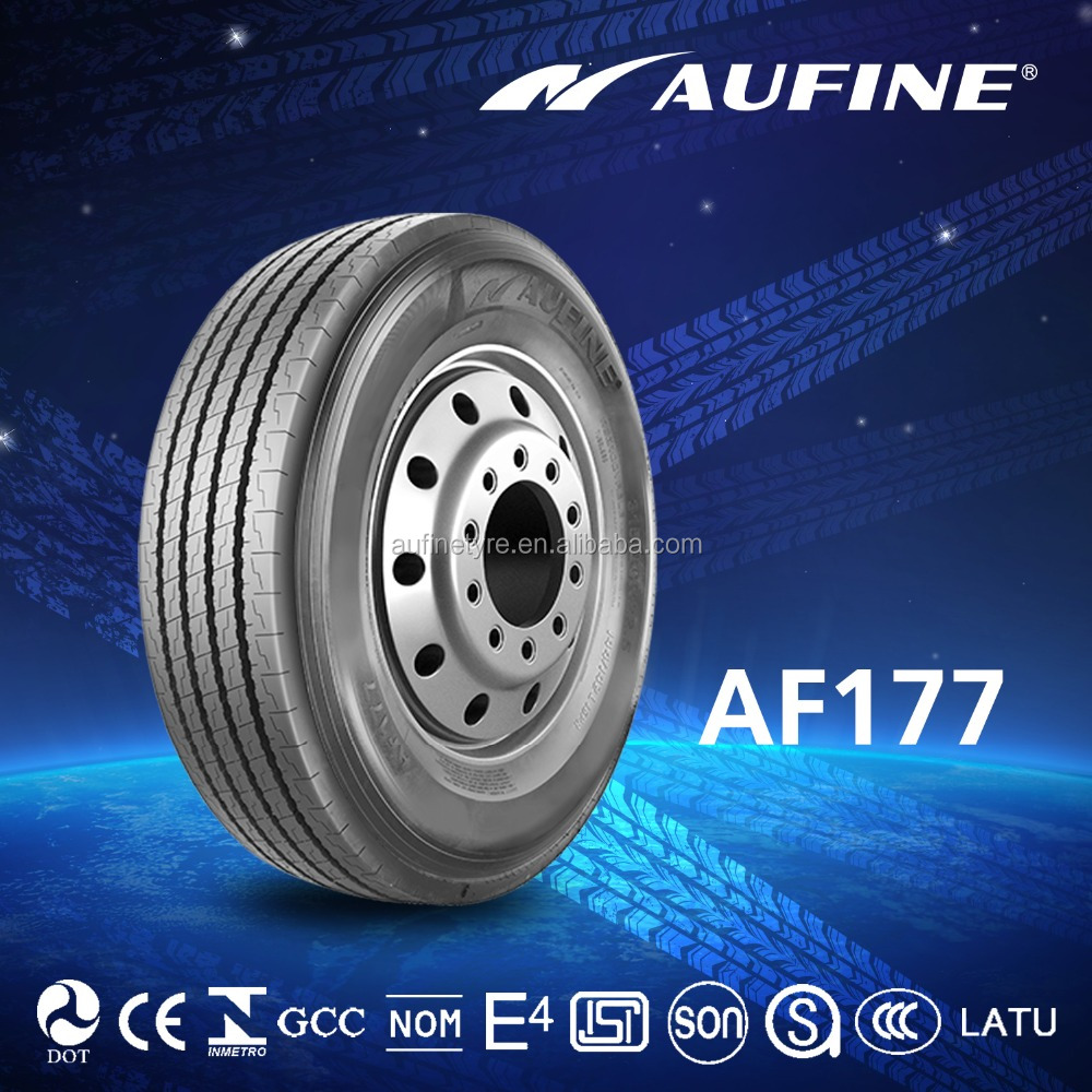 High quality and reasonble price truck tire in Qingdao