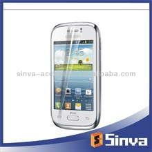 Perfect Fit Ultra Clear Screen Protector For Samsung Galaxy Young S3610