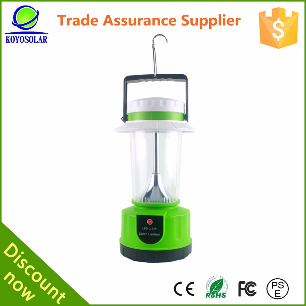 Workshop Lighting, Work Lights solar powered hanging lantern with rechargeable 3.7V 4.4Ah battery