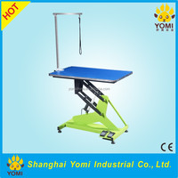 YM-DD-002 CE Certificate hydraulic pet grooming table