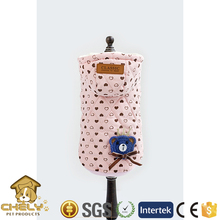 500+ models available dog coat with spots and blue bear as decoration for girl dogs