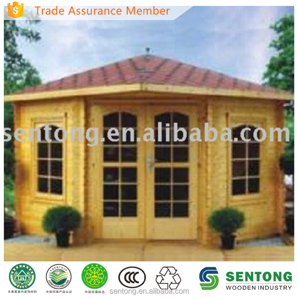 CHINA SUPPLIER WOODEN LOG HOUSE