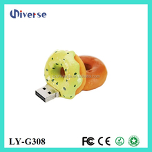 Cute colourful halloween gift food shaped pendrive,latest models pen drives,usb thumb drive for halloween