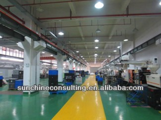 Supplier audit service and factory visit in China
