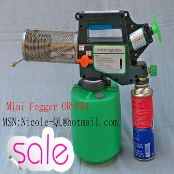 bug spray machine