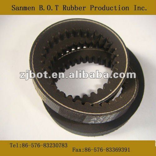 vietnam natural rubber v belts/rubber v-belt/round rubber drive belts