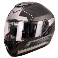 China motorcycle helmets producer DOT approved custom motorcycle full face helmet