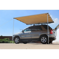 camper 4x4 off road accessories Quik Open car side awning for roof top tent
