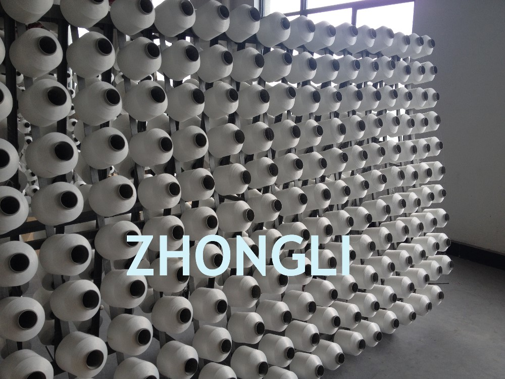 100% Polyester Twisted Yarn / DTY FDY 75D-600D (50-600TPM)