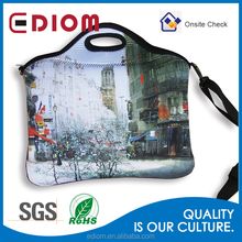 High Quality New Deisgn Cheap Custom Printed Sublimation Screen Printed Neoprene Cute Laptop Case