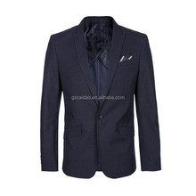 Wholesale New Design Casual Blazers Men's Jackets Spring Fall