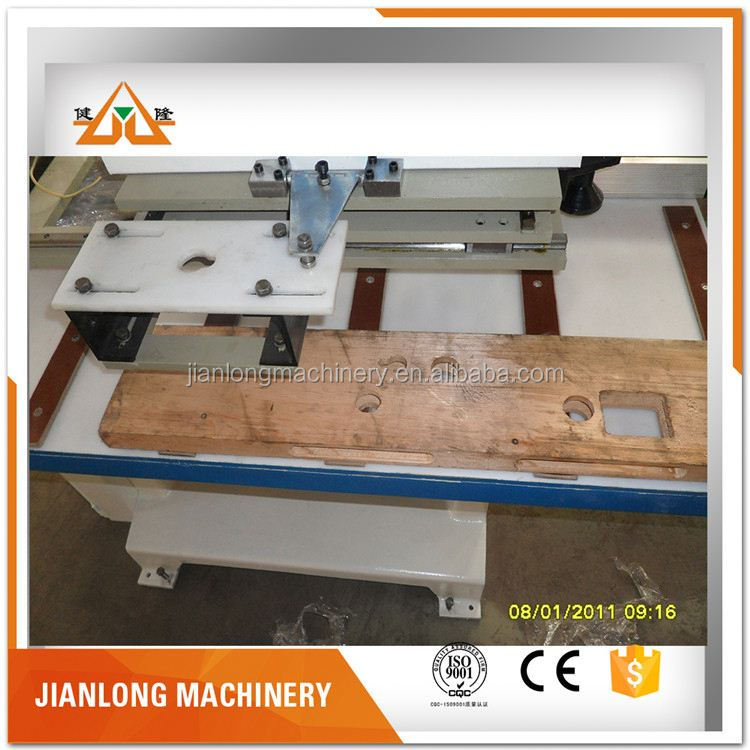 aluminum block copy router/routing / duplicating milling machine