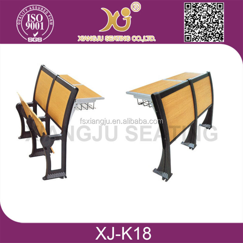 steel frame school furniture / study desk chair for students XJ-<strong>K18</strong>