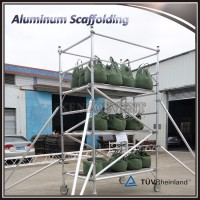 Mobile Aluminum Used Scaffolding For Sale