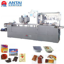 High Speed Auto Chocolate Blister Packing Machine