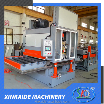 For Overseas Market Metal Abrasive Belt Marble Grinding Calibrating And Polishing Combination Machine