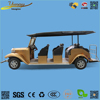 Theme park vehicle 8 seats electric vintage car for sale