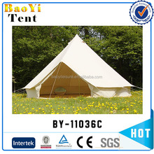 Outdoor hiking 100% cotton canvas ultimate standard bell camping Tent