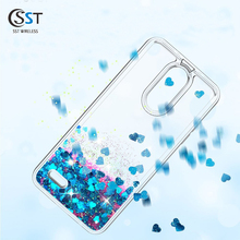 China manufacture shockproof soft tpu gritte phone case for lg aristo 2