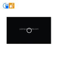 Home Automation US Standard Touch screen Wall Lighting Switch 24V
