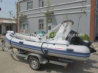 2.7m - 7.3m rib boat - Sail manufacturer