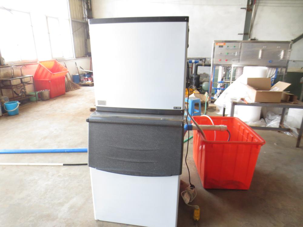 hot sale square cube ice machine, 500kg ice maker machine
