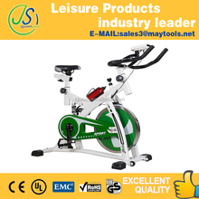 Home Use Motorized Exercise Bike / Classic Cross Trainer With Seat For Sale