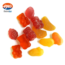 OEM brand Hot sale vitamin c gummy bear candy