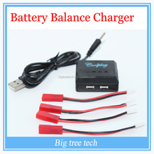 X5c RC Airplane balance charger batteries chargers rc model li-po battery charger