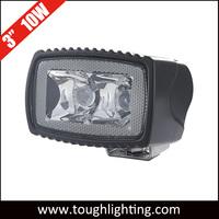 2016 New design 3 inch 10w mini led backup light kit for pickup truck