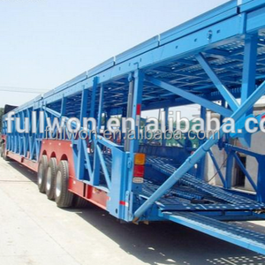 Brand New truck trailer car carrying trailer for transport