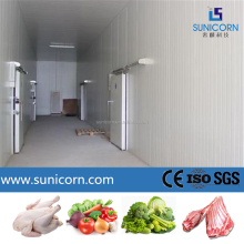 high Quality Professional Cold Room/Freezer Cooling Room for Food Fresh Products like Vegetables Fruits