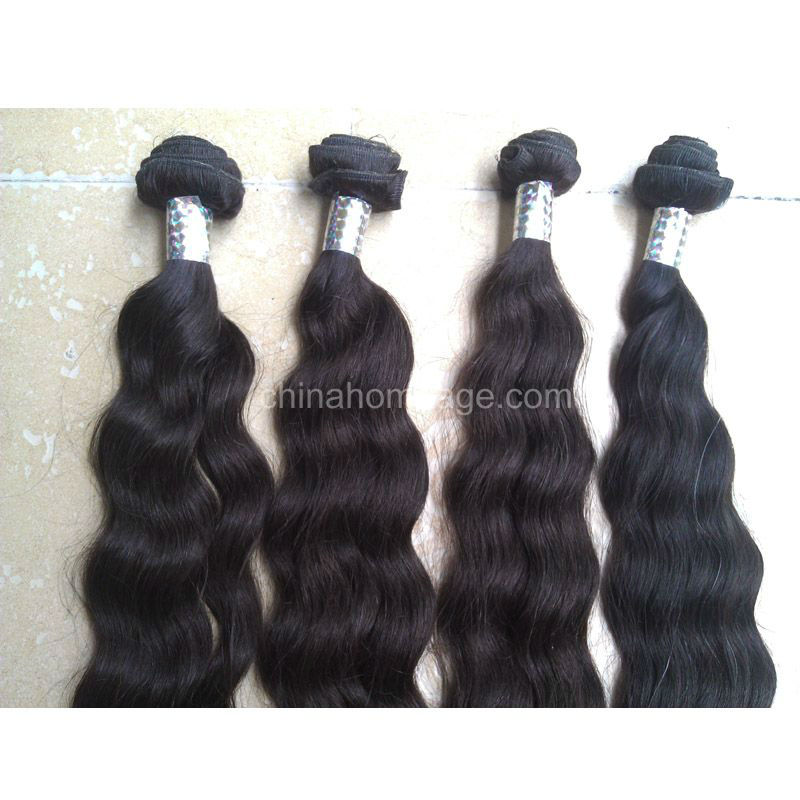 homeage natural virgin remy human tape in hair extensions