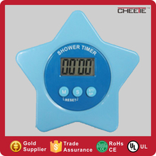 Star Shape Countdown LCD Digital Kitchen Timer